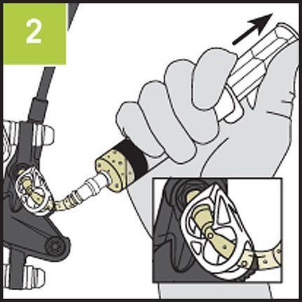 Прокачка велосипедных гидравлических тормозов