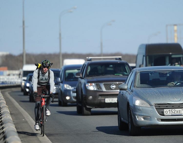 Правила движения на проезжей части для велосипедистов