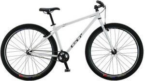горный велосипед типа ригиды для кросс-кантри или триала