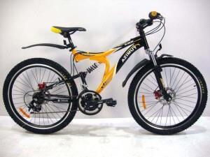 горный велосипед azimut для подростков