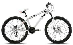 Горный велосипед типа хардтейл для кросс-кантри или триала