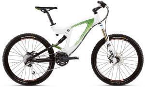 Горный двухподвесный велосипед BMW Enduro