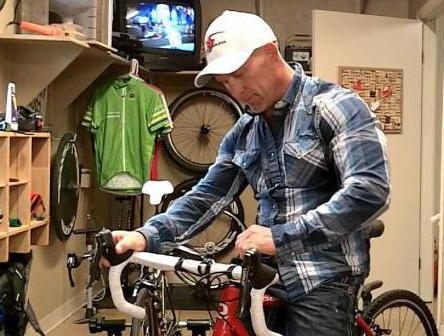 как поднять на велосипеде руль