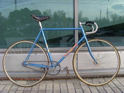 Трековый велосипед ХВЗ