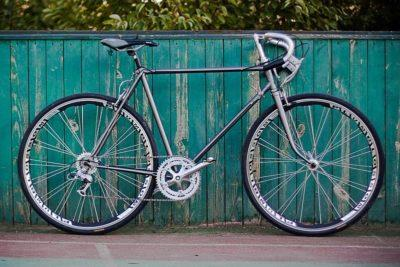 тюнинг советского велосипеда