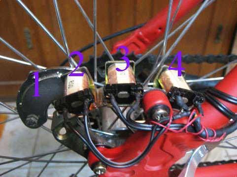Велосипедная динамо-машина своими руками
