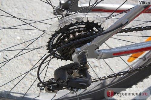 Горный велосипед Трек 3500 отзыв фото