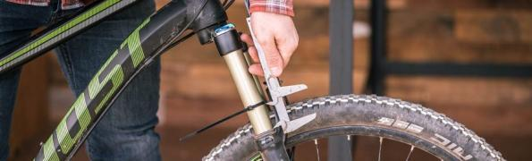подвеска велосипеда