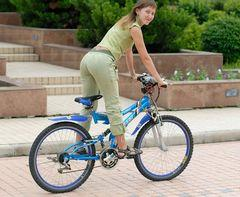 Сколько калорий сжигает велосипед