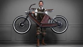 Велосипед Engeenius Cykno