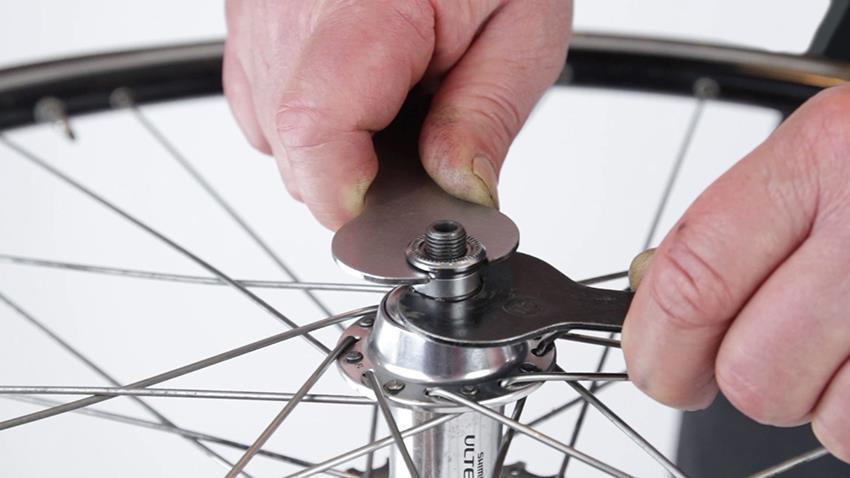 Задняя втулка велосипеда