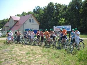 Прокат на велолыжной базе «Дубравная»