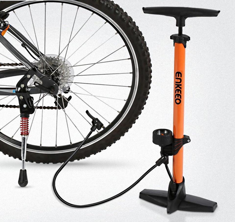 Насос для велосипеда