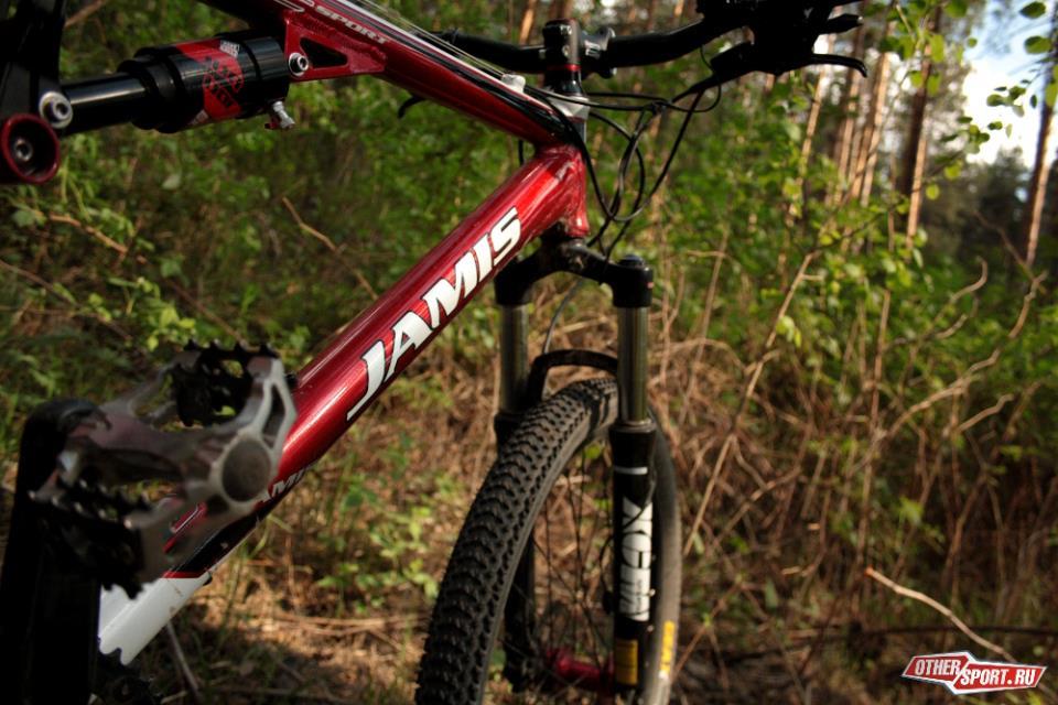 jamis dakar xc sport 2012, велосипед