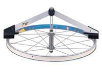 Зонтомер для выравнивания колеса велосипеда
