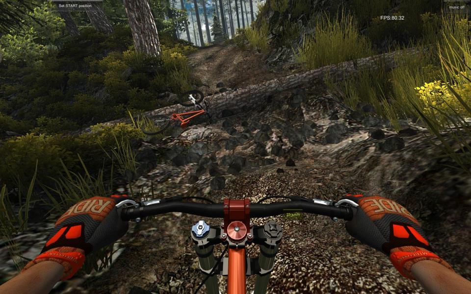 Игры про велоспорт бесплатно