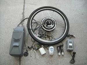Велосипед с электроприводом