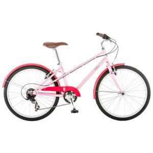 велосипед для девочки с ригидной вилкой