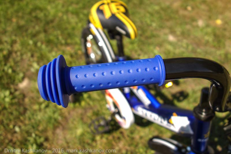 Руль. как мы купили детский велосипед Stern Rocket