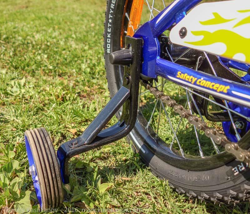 Задние колеса. как мы купили детский велосипед Stern Rocket