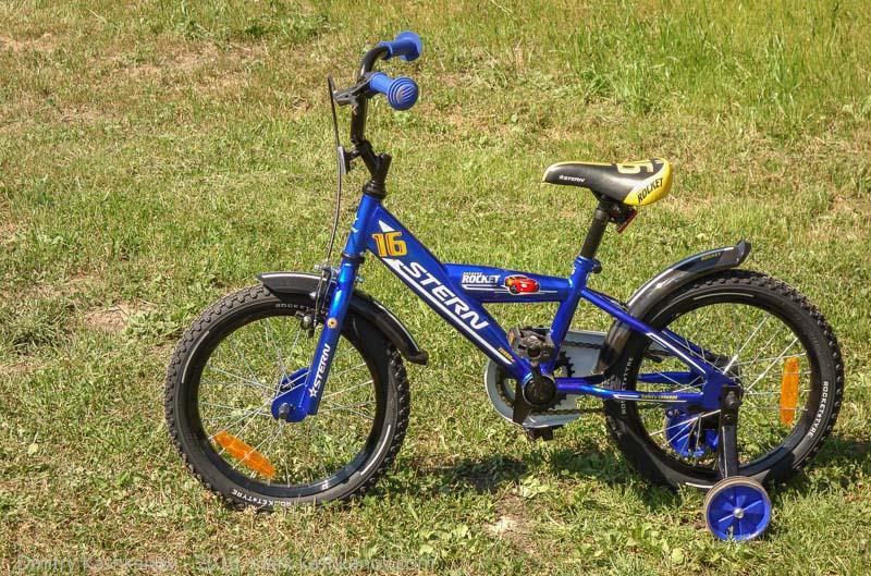 как мы купили детский велосипед Stern Rocket