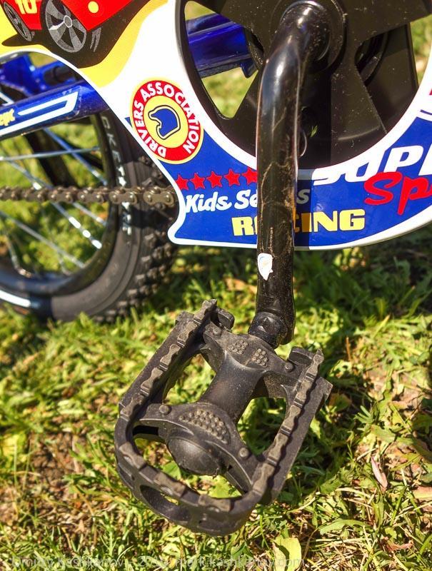 Педали. как мы купили детский велосипед Stern Rocket