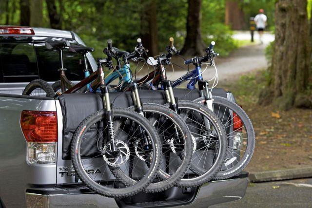 транспортировка в багажнике