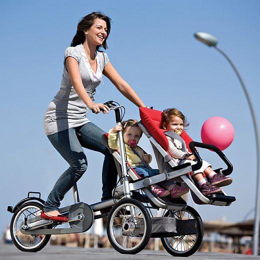 виды велосипедов - фото