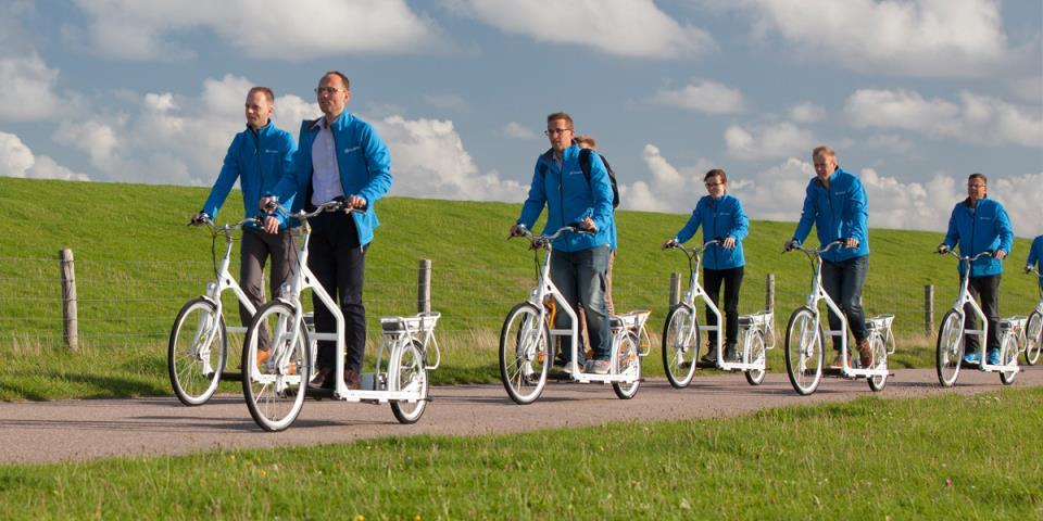 Беговые велосипеды сделают кардио веселее!