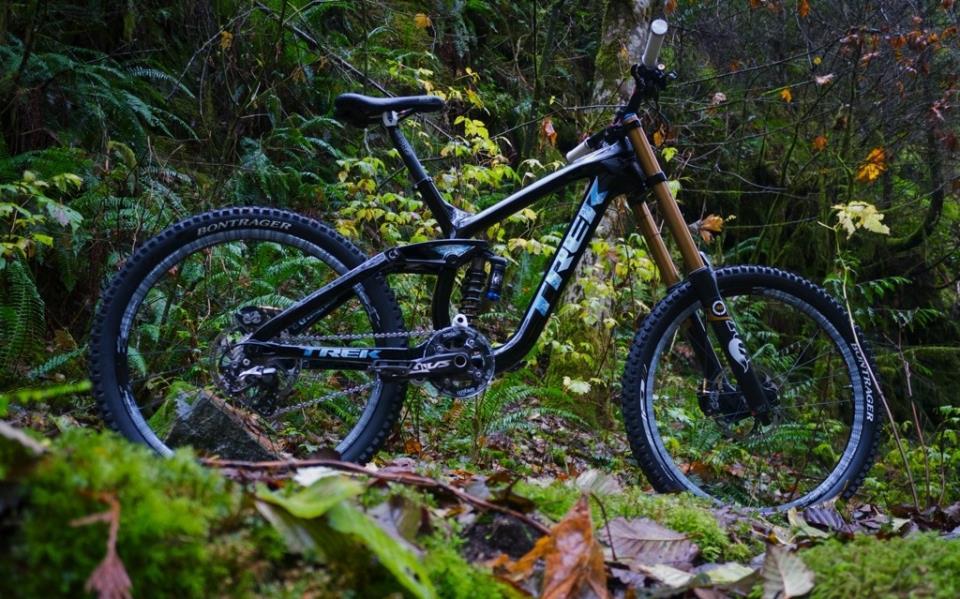 Велосипед для трэйла обещает захватывающие приключения!