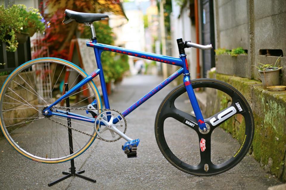 Фиксед гир – велосипед с фиксированной передачей