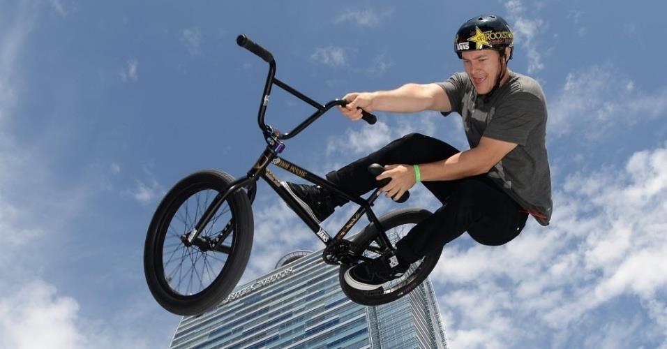 Велосипед для BMX сделает невозможное возможным