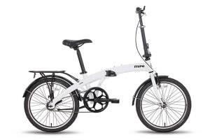 складной велосипед pride mini