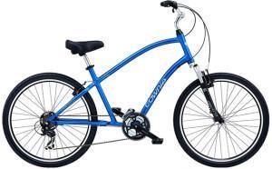 дорожный велосипед electra townie original