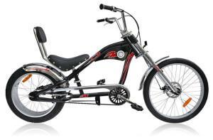 городской велосипед чоппер