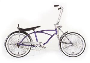 прогулочный велосипед лоурайдер