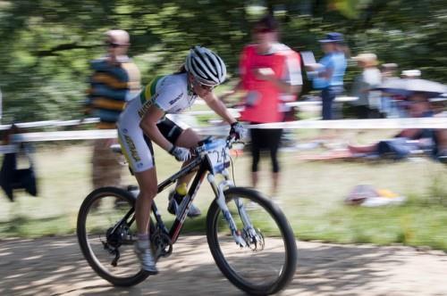 Горный женский велосипед для профессиональных гонок