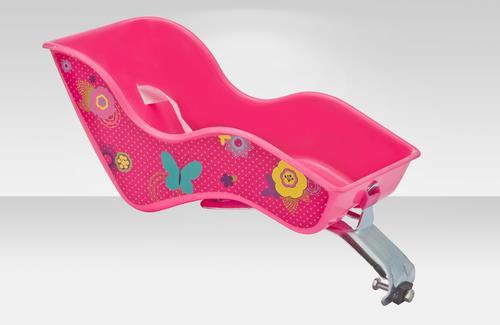 Кресло для кукол на велосипед