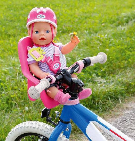 Купить Кресло на Велосипед для куклы zapf creation 820803 в