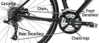 переключатели шоссейного велосипеда