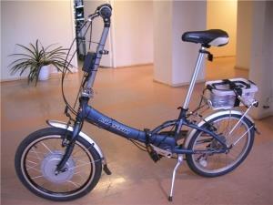 Переднее колесо-мотор