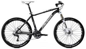 горный велосипед merida на карбоновой основе