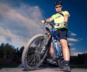 Езда на велосипеде для мужчин