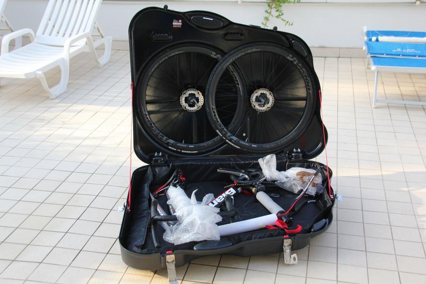 Сумка для перевозки велосипеда