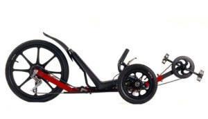 велотрайк kmx storm для детей ростом 105-140 сантиметров