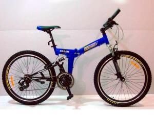 Складной подростковый велосипед Dream A+ Folding