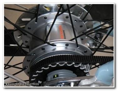Планетарная втулка, вариатор, коробка передач и еще