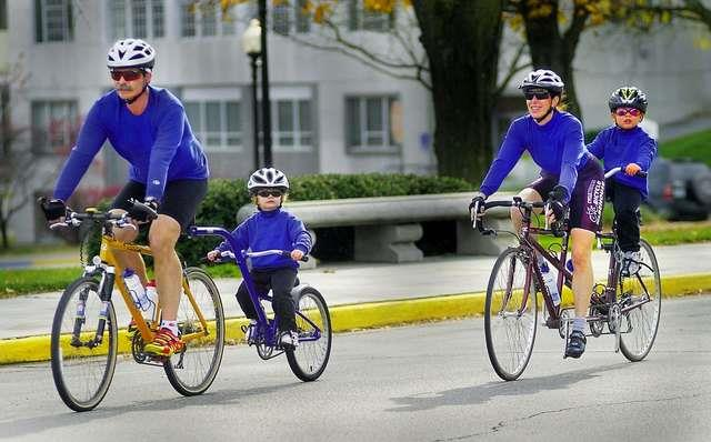 Польза и вред езды на велосипеде для мужчин