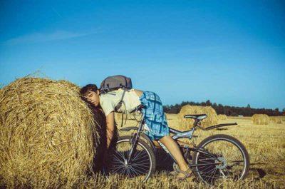сколько можно проехать на велосипеде