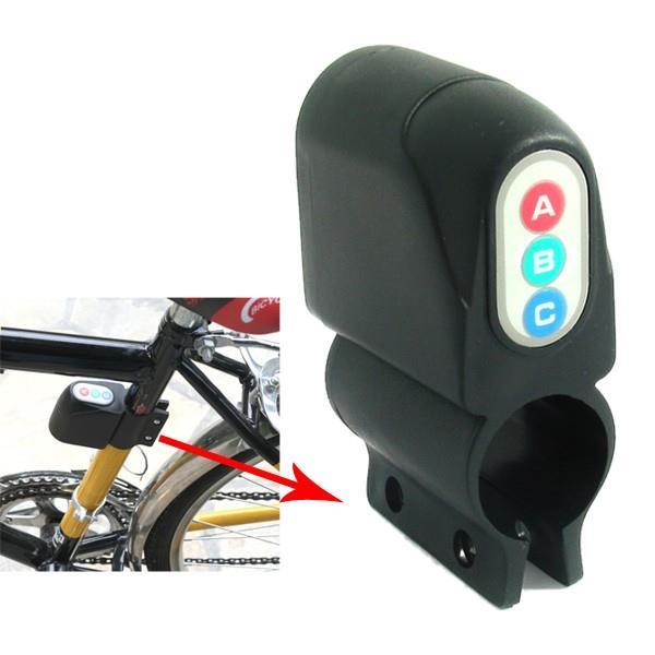 Велосгпедная сигнализация